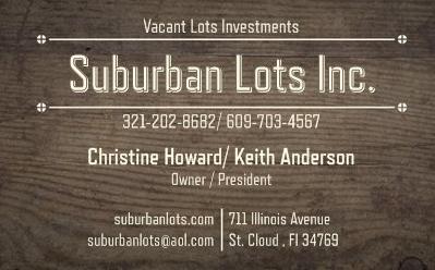 Suburban Estates Holopaw Florida Recreational Land