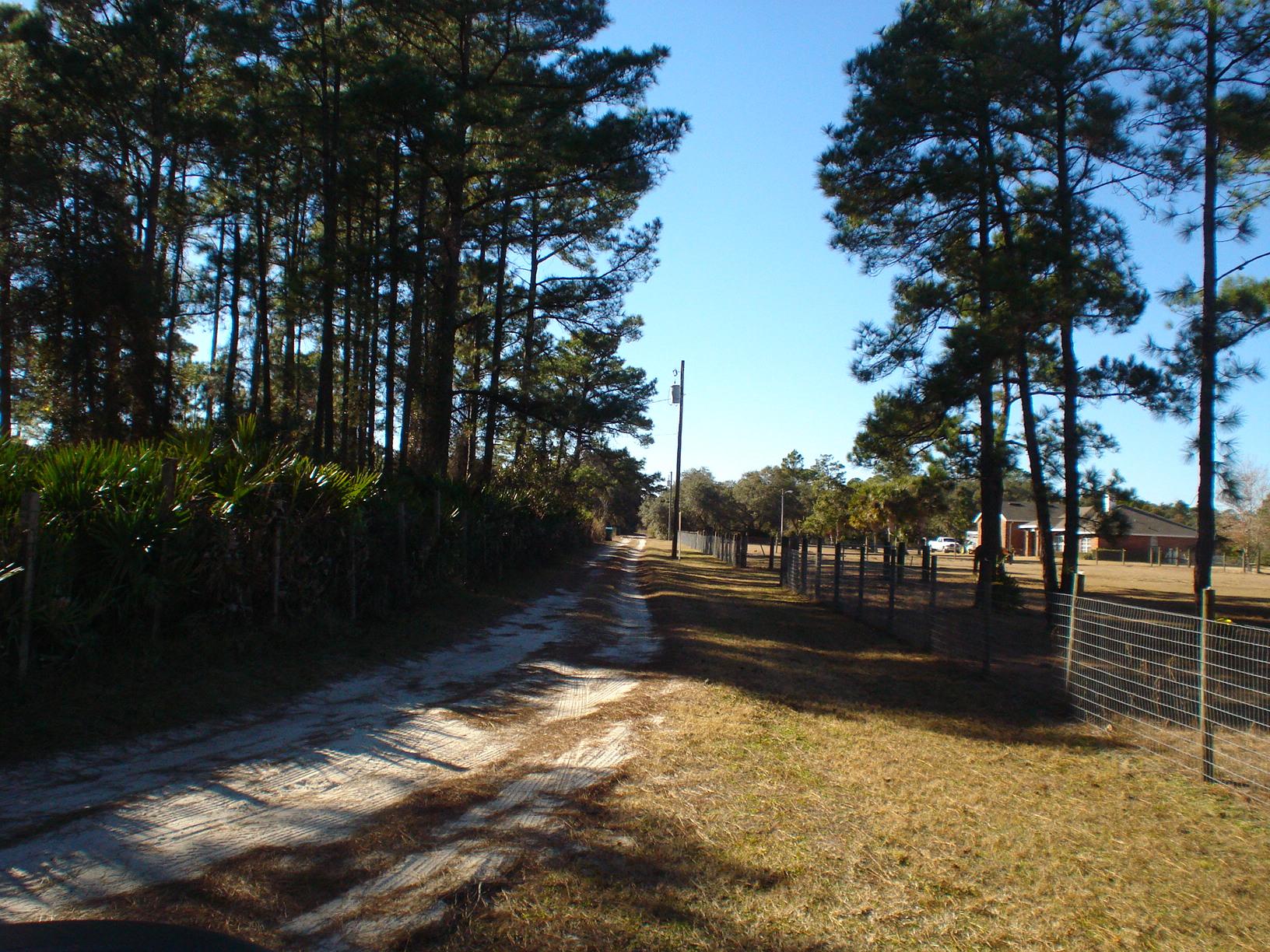 6.33 Acres for sale Deland Florida off Pinelock