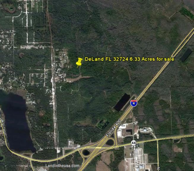 DeLand Florida Land for sale