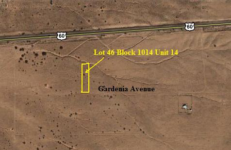 Rio Grande Estates NM unit 14