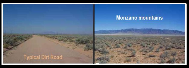 Monzano mountains Rio Grande Estates NM