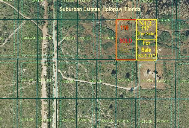 Holopaw Land  for sale Suburban Estates St Cloud