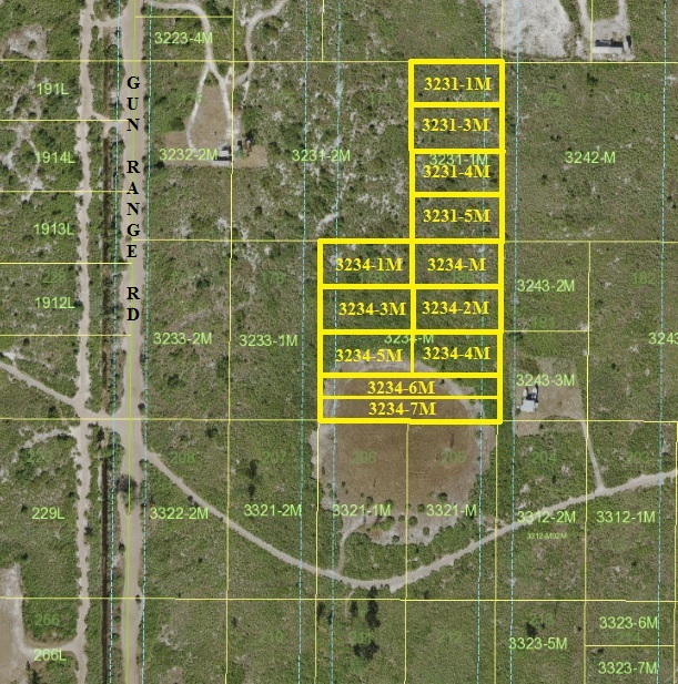Suburban Estates Holopaw Florida Camp Lots for sale atv 4x4