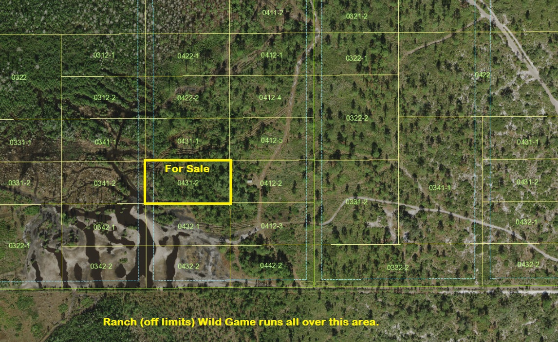 Holopaw Suburban Estates Florida Recreational Land for sale