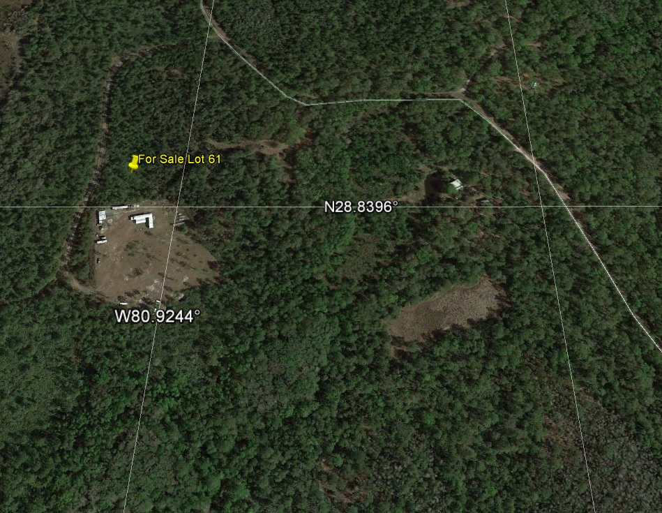 Cape Atlantic Estates Old 5a old5a Mims Maytown Rd atv hunt 4x4
