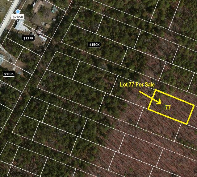 Egg Harbor Township NJ Land for sale lot acre